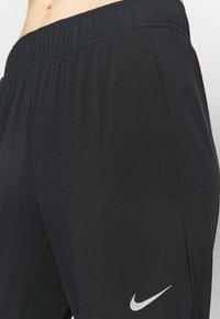 Nike Performance - PANT COOL - Pantalones deportivos - black/reflective silver - 3