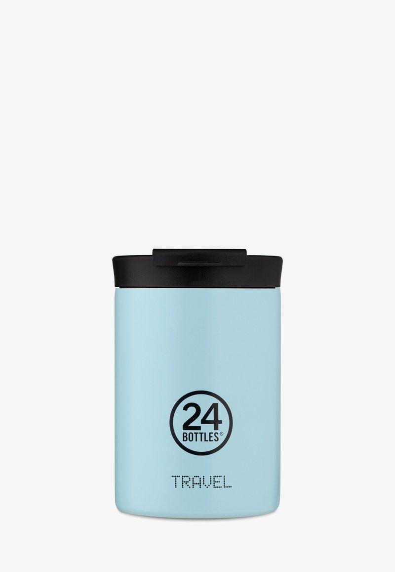 24Bottles - TRINKBECHER TRAVEL TUMBLER PASTEL - Drink bottle - blau