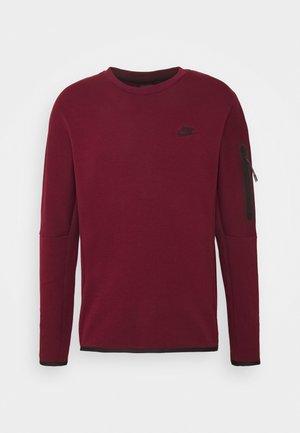 Sweatshirt - dark beetroot/(black)
