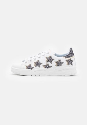 ROGER SHADE STARS - Sneakers - white/silver