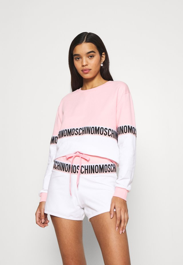 Pyjamashirt - pink
