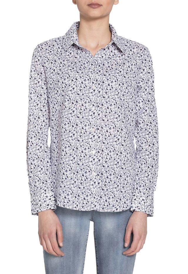 Camicia - bianco-multicolore