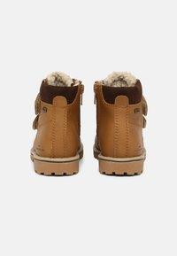 TOM TAILOR - UNISEX - Winter boots - camel - 2