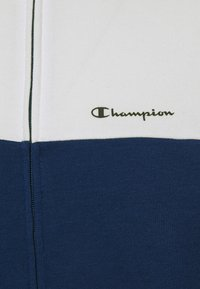 Champion - FULL ZIP SUIT - Tracksuit - blue/white - 9
