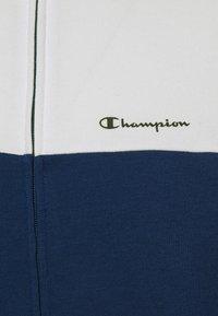 Champion - FULL ZIP SUIT - Træningssæt - blue/white - 9