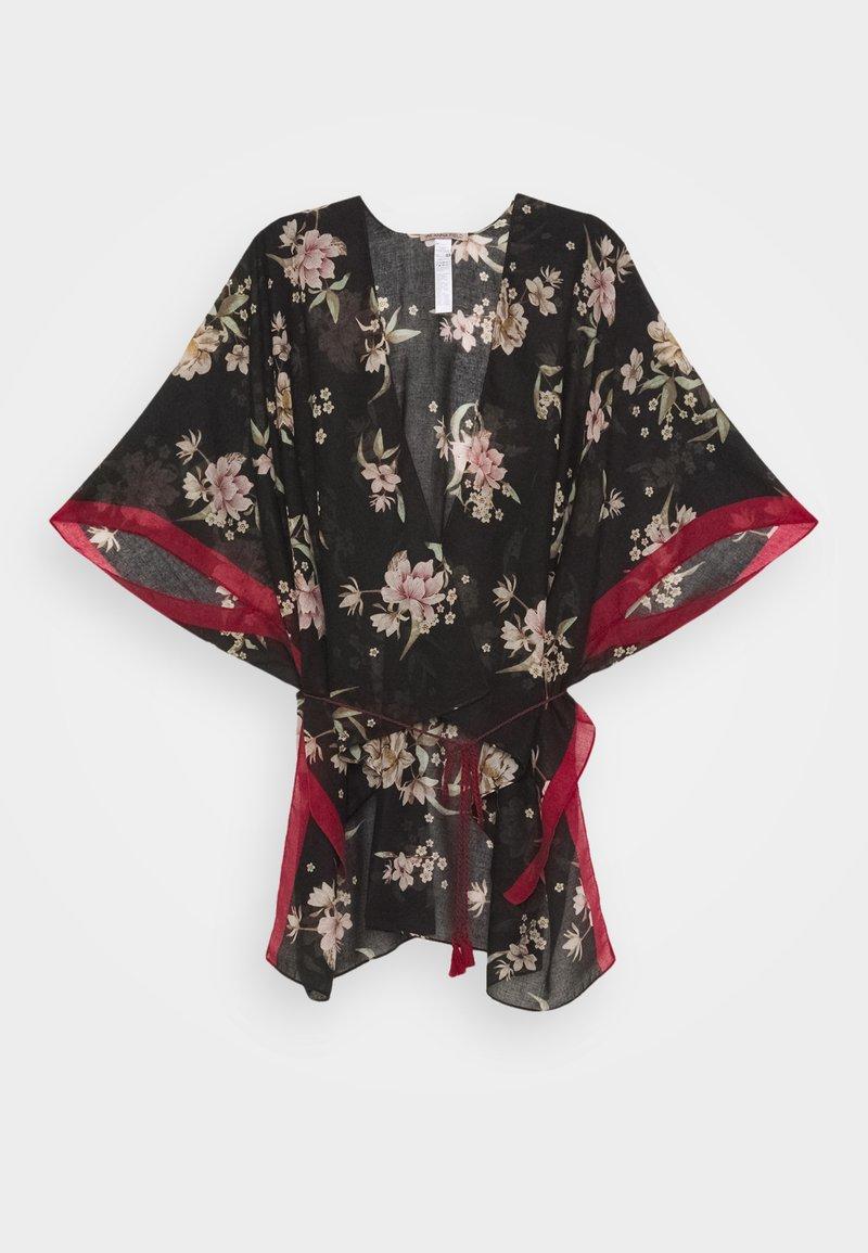Anna Field - Summer jacket - black/pink