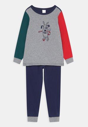 KIDS - Pyjama set - grau melange