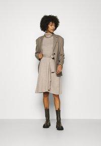Anna Field - Jumper dress - tan - 1