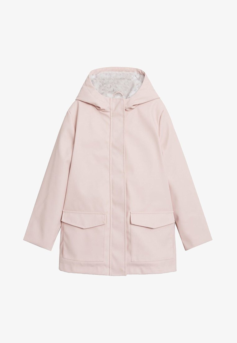 Mango - SNOW - Winter coat - rosa