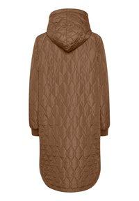 Kaffe - KASALLE - Winter coat - brown - 1