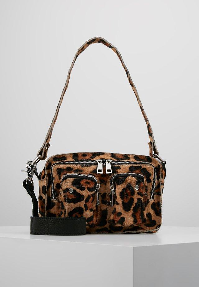 ELLIE - Käsilaukku - brown