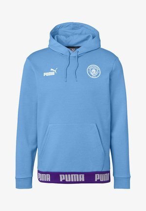 Club wear - team light blue-puma white