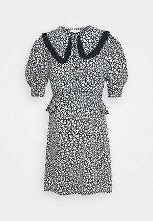 STAR COLLAR DRESS - Robe d'été - mono
