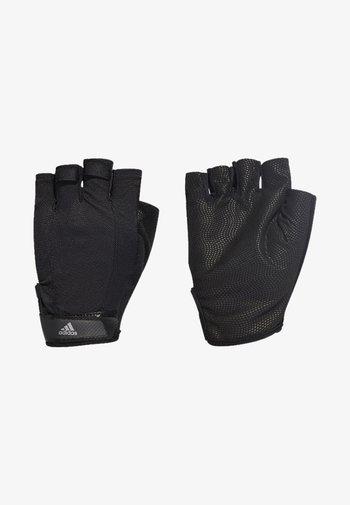 Versatile Climalite Gloves - Fingerless gloves - black