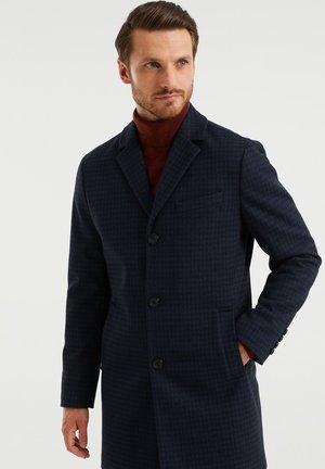 MANTEL - Klassisk frakke - blue