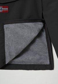Napapijri - RAINFOREST WINTER - Jas - dark grey solid - 3