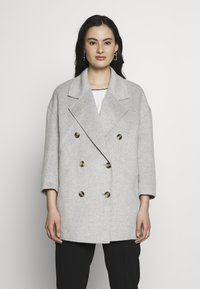 American Vintage - DADOULOVE - Classic coat - polaire chine - 0