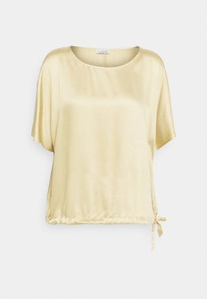 Blouse - muted lime
