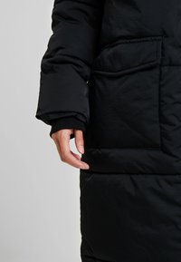 Object Petite - OBJZHANNA LONG JACKET - Veste d'hiver - black - 5