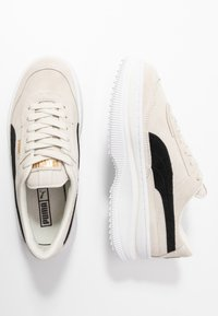 Puma - DEVA  - Trainers - marshmallow/black - 3