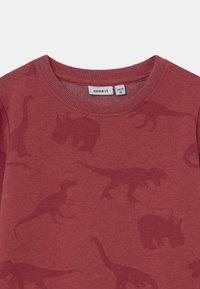 Name it - NMMODINO - Sweater - brick red - 2