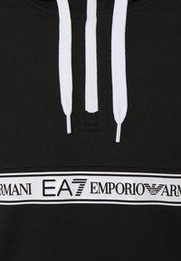 EA7 Emporio Armani - Kapuzenpullover - anthracite/white - 2