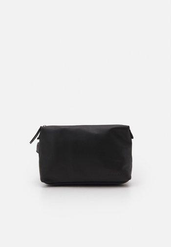 UNISEX - Wash bag - black