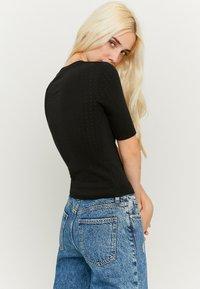 TALLY WEiJL - Print T-shirt - black - 2