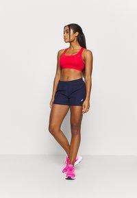 ASICS - SHORT - Sports shorts - peacoat - 1