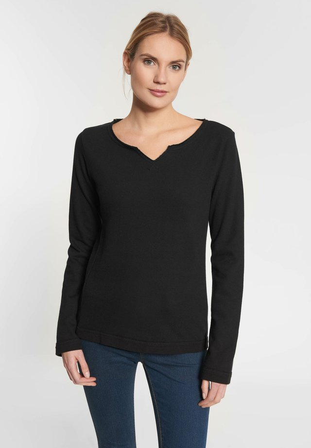 PARMA - Sweatshirt - black