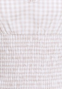 Abercrombie & Fitch - MIMOSA BLOUSE - Blouse - white - 8
