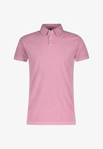 Polo shirt - rose