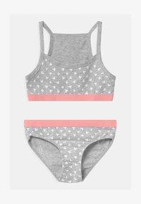 OVS - Underwear set - grey melange - 0