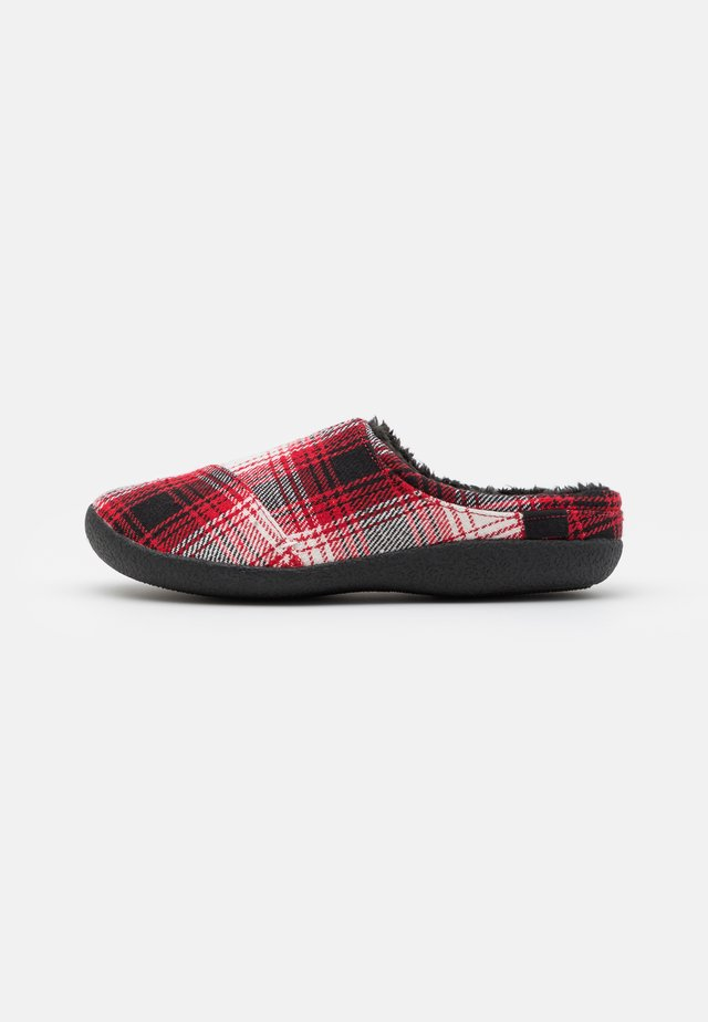 BERKELEY - Slippers - red