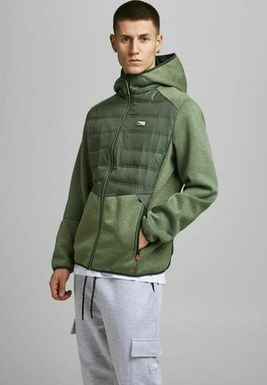 JCOTOBY HYBRID JACKET - Training jacket - rifle green