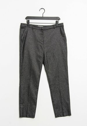 Trousers - silver