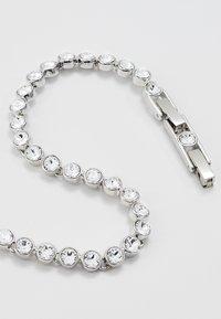 Swarovski - TENNIS BRACELET - Bracelet - silver-coloured - 4