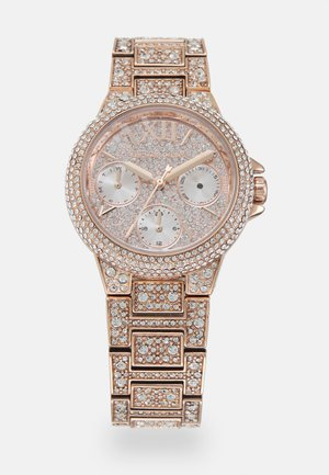 CAMILLE - Chronograph watch - rose gold-coloured