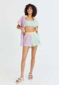 PULL&BEAR - Shorts - multi-coloured - 1