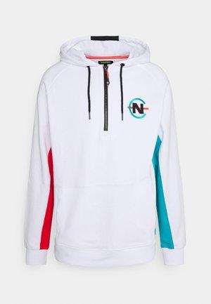 OAKUM - Sweatshirt - white