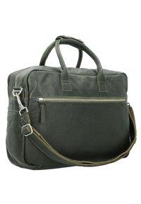Cowboysbag - Mallette - forest green - 1