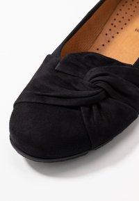 Gabor - Ballet pumps - pazifik - 2