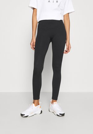 CELESTIA SEAMLESS TIGHTS - Leggings - Trousers - black