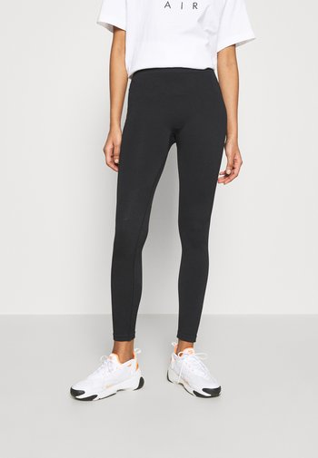 CELESTIA SEAMLESS TIGHTS - Leggings - Trousers - black