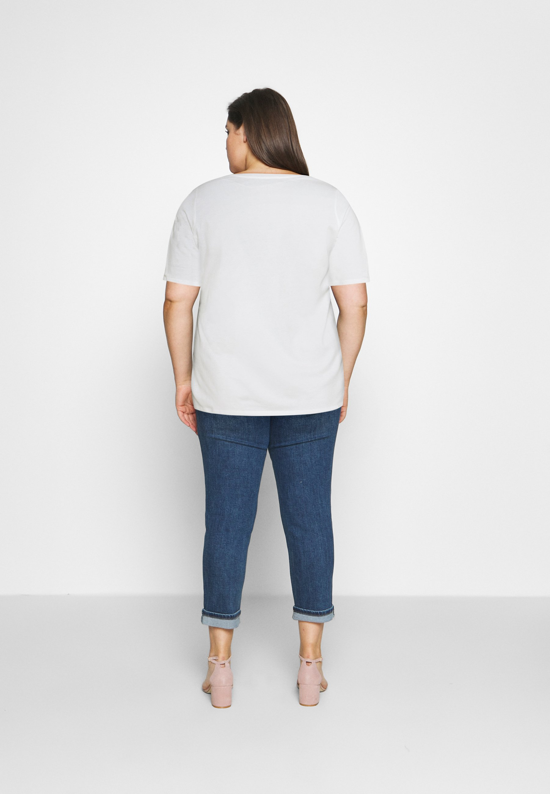 Women WITH SLEEVE DETAIL - Print T-shirt