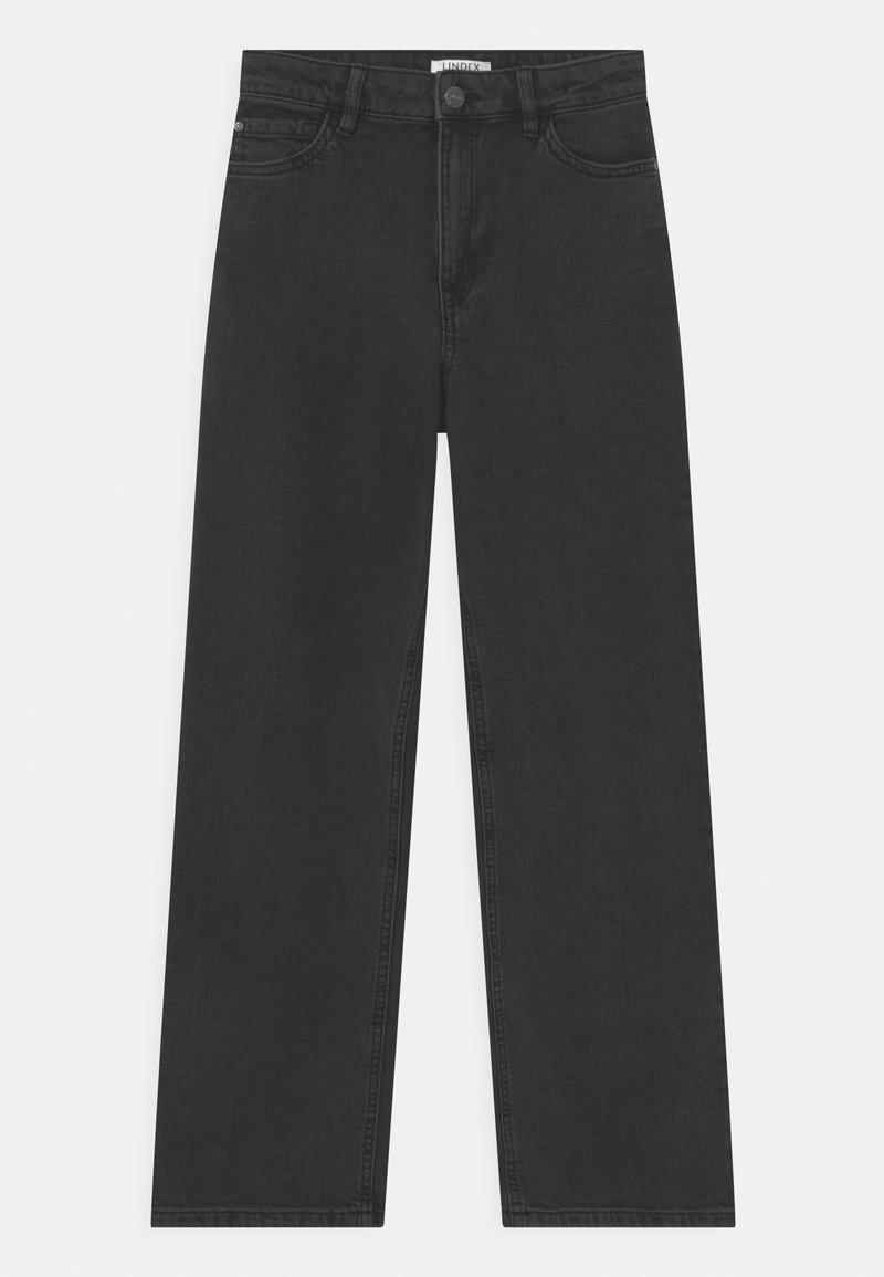 Lindex - LALEH - Jeans baggy - black