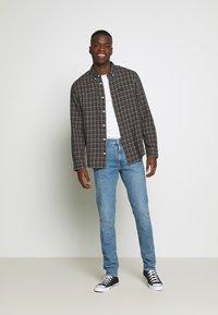 Levi's® - 512 SLIM TAPER  - Slim fit jeans - amalfi pool - 1