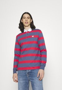 The North Face - RUGBY  - Polo shirt - vintage indigo - 0