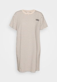 Levi's® - LULA TEE DRESS - Sukienka z dżerseju - caviar/moonstone - 4