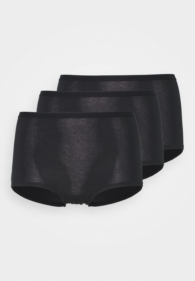 CARIN HIGH 3 PACK - Bokserit - black